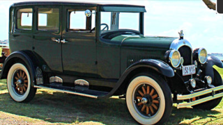 Brakes for vintage Cars